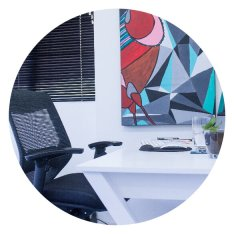 circular office images