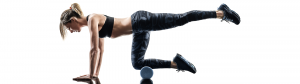 Roller Exercises for the Anterior Chain