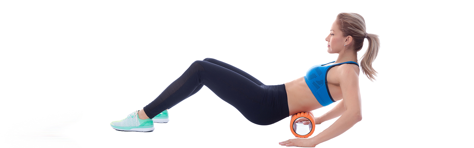 foam roller shoulder physio como
