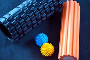 spikey ball gym exercises